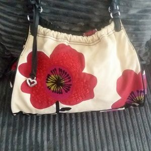 🌺Brighton Poppy Canvas Handbag🌺